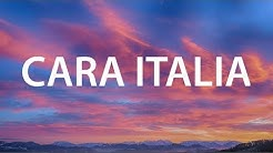 GHALI - CARA ITALIA (LYRICS)