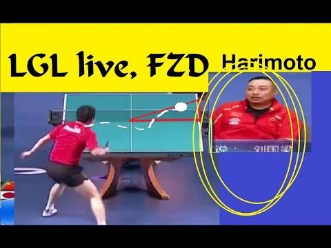 [LGL Commentating Live] Fan ZD- harimoto Match (English) ,
