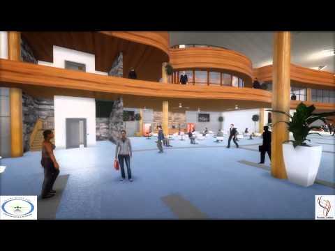 Hawassa Airport Passenger Terminal Design