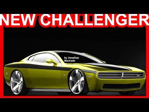 PHOTOSHOP Novo Dodge Challenger R/T 2019 V6 Biturbo @ Alfa Romeo Giulia #Challenger