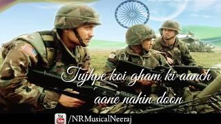 Ae Watan - Arijit Singh - Raazi - Status Video Song 2018