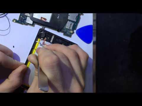 Замена аккумулятора Sony Xperia ZL на аккумулятор от C5303