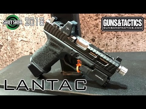 Lantac adds some pages to its catalog - Shot Show 2018