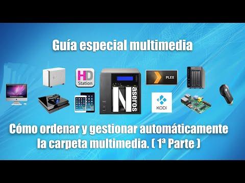 Cómo ordenar y gestionar automáticamente la carpeta multimedia.