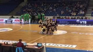 "BC Kalev/Cramo Tantsijad ""Cheer Mix"" 2016"
