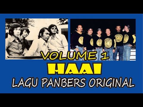 HAAI - LAGU PANBERS ORIGINAL - ALBUM VOLUME 1