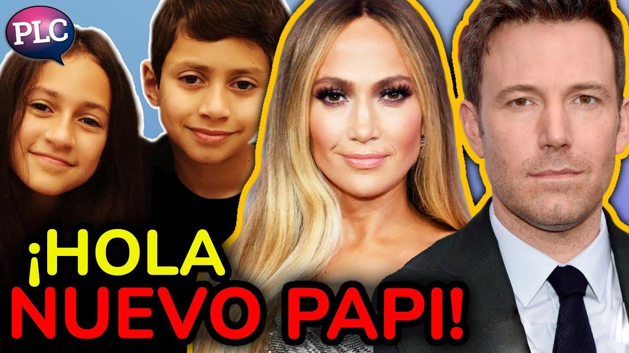 Jennifer Lopez: ¿¡Perturba la vida de sus hijos para estar con Ben Affeck?