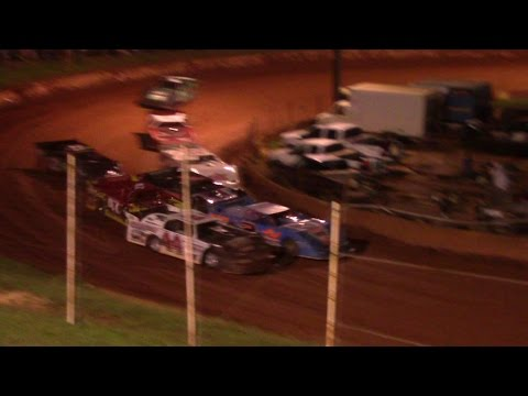 Winder Barrow Speedway Limited Late Model Feature Race 8/22/15