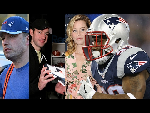 14 Celebs Rooting For New England Patriots In Super Bowl 51