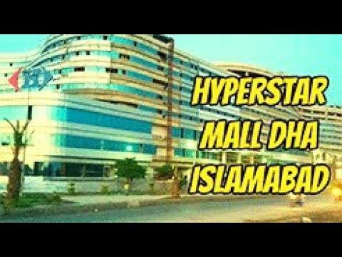 Hyperstar Mall DHA Islamabad