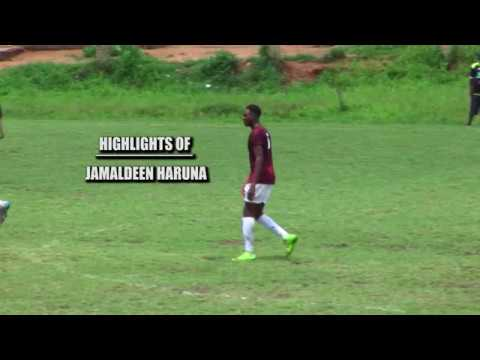 Download HIGHLIGHTS OF JAMALDEEN HARUNA - CENTRAL DEFENDER