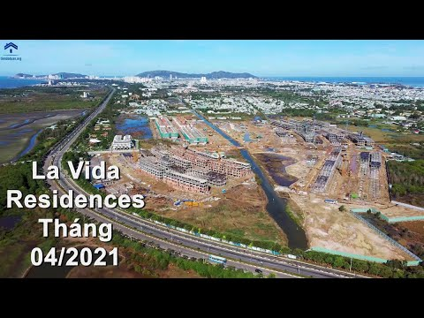 Tiến Độ Dự Án Lavida Residences Tháng 04/2021