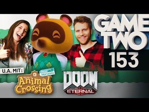 Animal Crossing: New Horizons, Doom Eternal, Trials Of Mana   Game Two #153