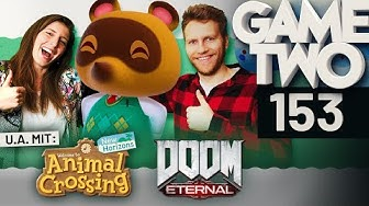 Animal Crossing: New Horizons, Doom Eternal, Trials of Mana | Game Two #153