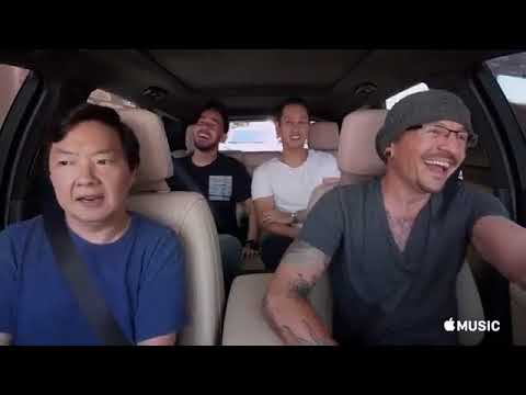 Linkin Park  ft. Ken Jeong - In The End (Mr Chow RAP)