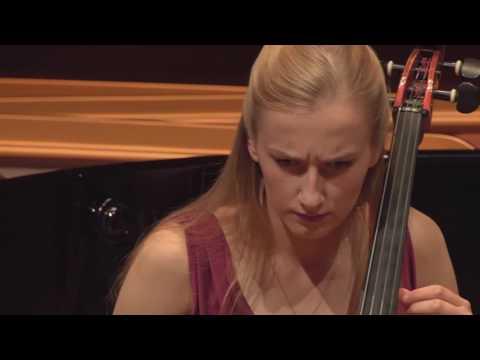 Margarita Balanas: Max Bruch 'Kol Nidrei' (Gautier Capuçon Classe d'Excellence de Violoncelle)