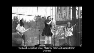 "Cults Perform ""Oh My God"" at Firefly Music Festival 2012"
