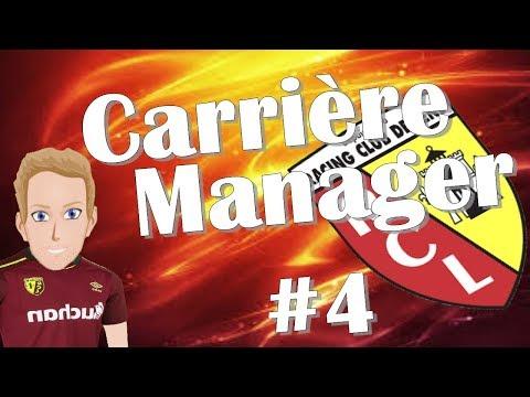 """FIFA 18 Carrière Manager Rc Lens """"On roule sur la Ligue 2 !"""" Ep.4"""