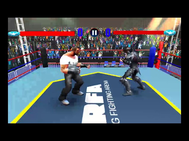 Jogo Online BodyBuilder Ring Fighting Club - Gameplay