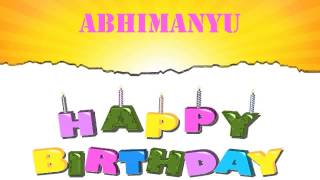 Abhimanyu   Wishes & Mensajes - Happy Birthday
