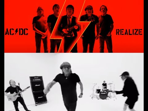 """AC/DC's tease new music video for their new single """"Realize"""""""