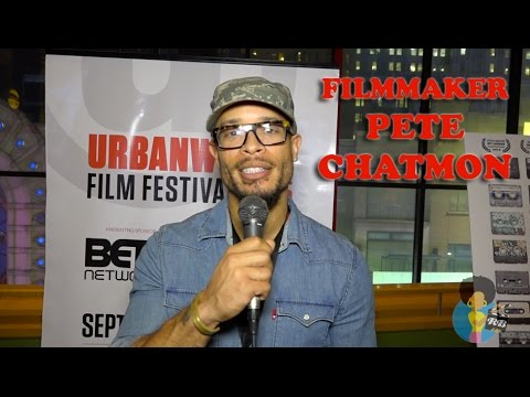 Pete Chatmon -  Black Card at Urbanworld