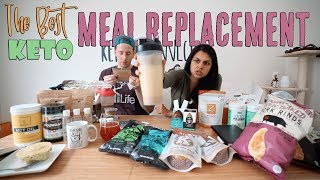 Keto Product Reviews | The Best Keto Meal Replacement on the Market