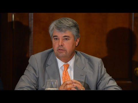Drew Kanaly at the Capital Markets Breakfast Forum | BoyarMiller
