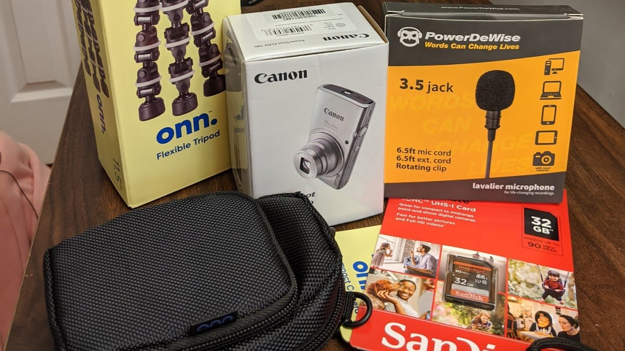GIVEAWAY | CAMERA, GIFT CARDS, AND MORE!