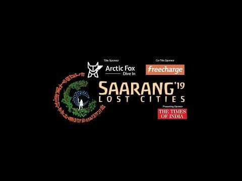 Aftermovie | Saarang 2019: खोया शहर
