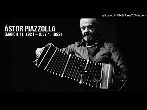 Interview with Astor Piazzolla (April 1989)