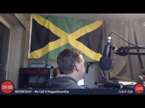 Reggae Round Up The Livestream