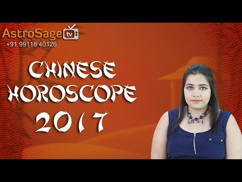 Chinese Horoscope 2017 : Year of Rooster