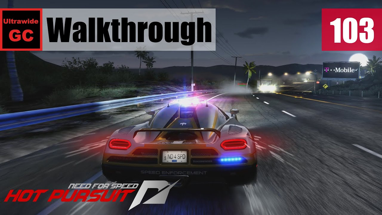 Need for Speed: Hot Pursuit [#103] - Hard to Handle || Walkthrough