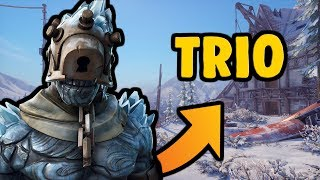 FORTNITE TRIO NA WHO HAS THE NEW SKIN? 1000 WIN V-BUCKS LOTTERY WITH 25.000 SUBSCRIBERS