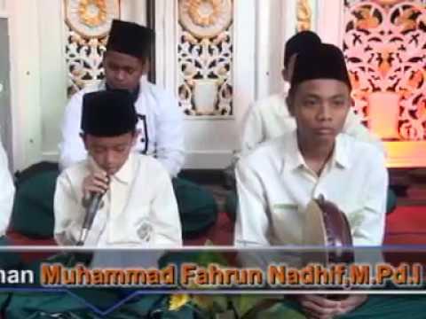 Al-Muhibbin Kendal - Sholatullahi ala thohal yamani [Chusnil]