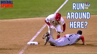 MLB | Intentional, legal or illegal?