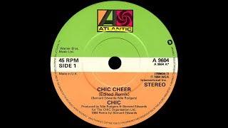 Chic ~ Chic Cheer 1978 Disco Purrfection Version