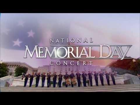 2018 National Memorial Day Concert Featured Highlights
