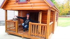 She Bought a Tiny House!!