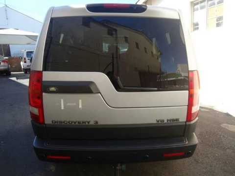 2005 Land Rover Discovery 3 V8 7 Seater Auto For Sale On Auto