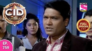 CID - Full Episode 759 - 31st  August, 2018