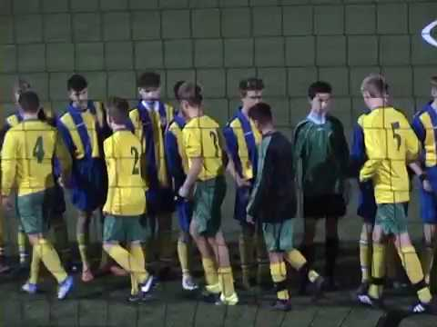 Highlights Staffordshire u15  2-4 Shropshire u15