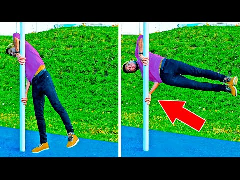 44 COOL BODY TRICKS TO IMPRESS YOUR FRIENDS