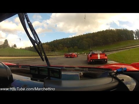 Onboard in a Ferrari FXX Evolution on track!