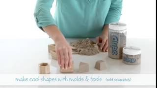 Песок кинетический для детского творчества купить: superpesok.ml