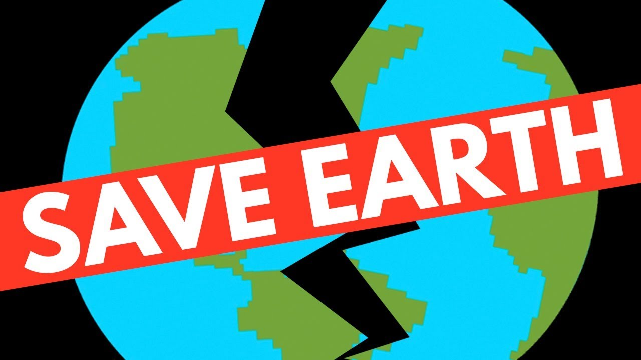 What Can You Do Right Now To Save The Earth Youtube