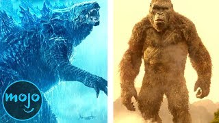 Godzilla\'s Monsterverse Completely Explained!