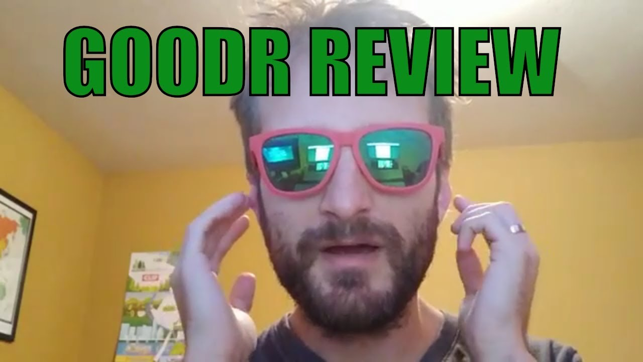 81fde70a86 GOODR glasses review for running. - YouTube