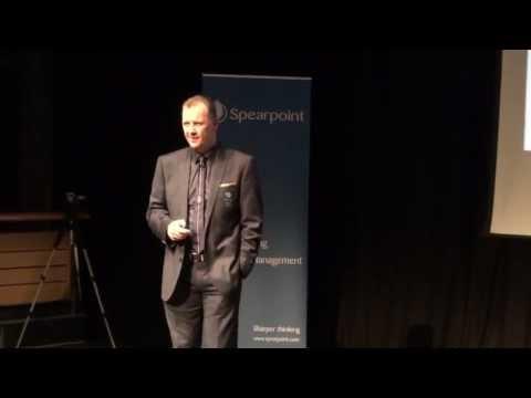 Coaching Conference - Tim Newenham keynote speech